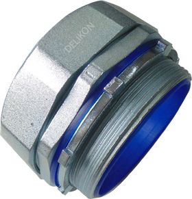 Delikon NPT Liquid Tight Conduit Connector